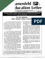 The Blumenfeld Education Letter March_1995