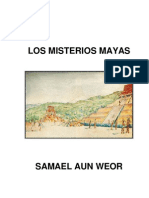 Mitologia Los misterios Mayas