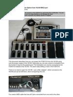 FCB1010 phantom power from VG-99 RRC2