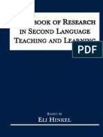 Handbook of Research in Second Language Teaching and Learning_0805841806