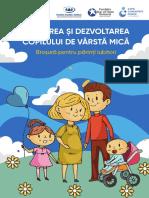 Îngrijirea Și Dezvoltarea Copilului de Vârstă Mică Moldova