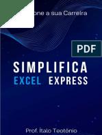 EBOOK SIMPLIFICA EXCEL - Prévia
