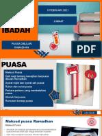 IBADAH PUASA T6