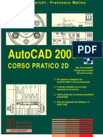 Corso Autocad 2008 2D