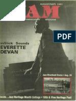 JAM Magazine - August-September 1991