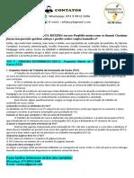TCC II - CIÊNCIAS ECONÔMICAS 2021.2 - Aspectos Gerais Do Trabalho de Conclusão Do Curso (TCC)