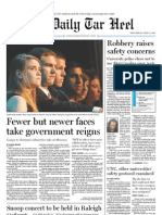 The Daily Tar Heel for April 6, 2011