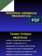 PRINCÍPIOS CIRÚRGICOS PERIODONTAIS