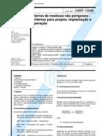 NBR_13896_-_Aterros_de_residuos_nao_perigosos_-_Criterios_pa