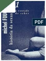 11) História Da Sexualidade I_ a Vontade de Saber