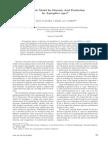 A Kinetic Model for Gluconic Acid Production by Aspergillus niger