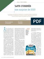 PDM 208 - Dossiers Plats Cuisinés