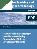 Teamwork and Archaeology