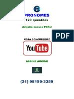 PRONOMES.AULA COMPLETA
