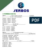 VERBOS.AULA COMPLETA