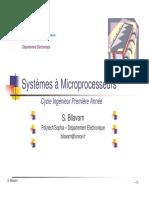 Cours Microcontrôleur Microprocesseur 16