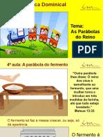 4a Aula_Slides_CRI_As Parabolas Do Reino_A Parabola Do Fermento_22!08!2021