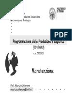1bn - 2020 PPL 10 - Manutenzione
