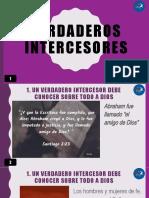 INTERCESORES DE VERDAD