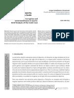 Castellanos (2018) Corrupción y Buen Gobierno en El Deporte