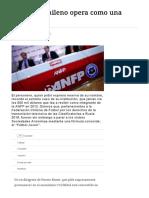 Bruna (2015) 'El Fútbol Chileno Opera Como Una Mafia'