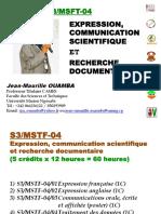 Cours coredoc2015