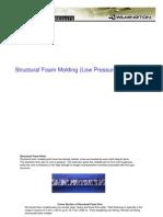 Structural Foam Process