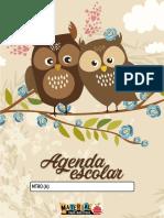 Agenda de Búhos 2021_2022