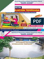 Brochure Estimulacion Temprana Cers