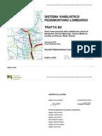 Pedemontana Piano Intercomunale Viabilità  B2 - Aggiornamento Novembre 2010