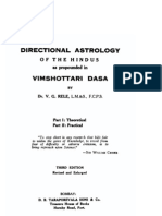 Directional Astrology VG RELE