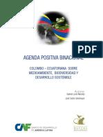 Agenda Positiva Binacional Colombo Ecuat