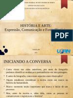 A ARTE NAS FONTES HISTÓRICAS