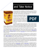 Inohelp IP - Patent and Take Notice