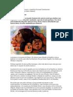 Ecuador, poder constituyente