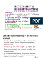 Product Decision & Strategies