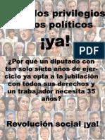 Políticos 1 cotizaciones