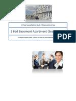 St Leonards Investment Brochure