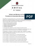 Ordem de Trabalhos e documentação - 4ª Sessão Ordinária 2021 (13/09/2021) = Assembleia Municipal do Seixal =