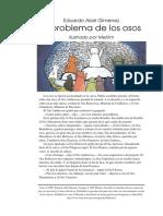 Eduardo Abel Gimenez - el problema de los osos
