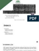 Elaboração do Plano de Monitoria e Avaliação baseado