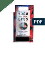 Yoga Para Sus Ojos