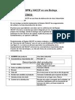 HACCP y BPM