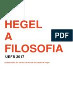 Hegel a Filosofia