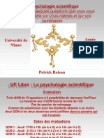 Psychologie Scientifique (1)