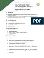 PRÁCTICA N°5 PÉRDIDAS POR FRICCIÓN