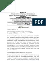 Pendapat Fraksi PPP dalam Panja RUU MK, Baleg 11-05-10ok