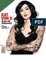 Inked magazine 2011-05