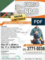 NR 10 CUIDADOR DE IDOSOS MOTIVAÇÃO DE EQUIPES ESPAÇO CONFINADO NR33