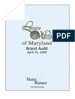 brand audit LW